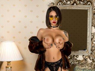 BlackLidya show shows naked